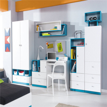 Kids Children Bedroom Furniture Bunk Bed Shelf Storage Drawers Cupboard Tv  Unit - Buy Children Bedroom Furniture,Kids Bedroom Furniture,Children ...