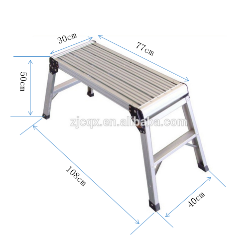 Aluminum Working Platform cradleAluminum Foldable Step stool Ladders Car cleaning bench  sc 1 st  Alibaba & Aluminum Working PlatformCradleAluminum Foldable Step Stool ... islam-shia.org