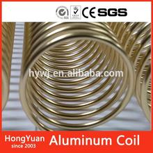 Metal Spiral Coil Binding Supplies, Aluminum Coil, Binding Coil