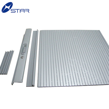 Factory Kitchen Cabinet Aluminum Rolling Shutters Door - Buy Aluminum  Cabinet Roll Up Door,Aluminum Roll Up Door,Rolling Shutters Door Product on  ...