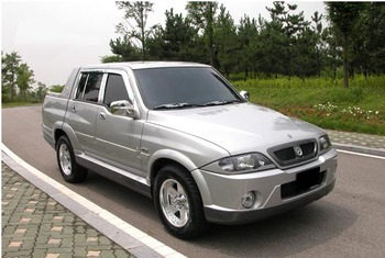 Ssangyong Musso / Musso Sports Exterior Tuning Parts - Buy ...