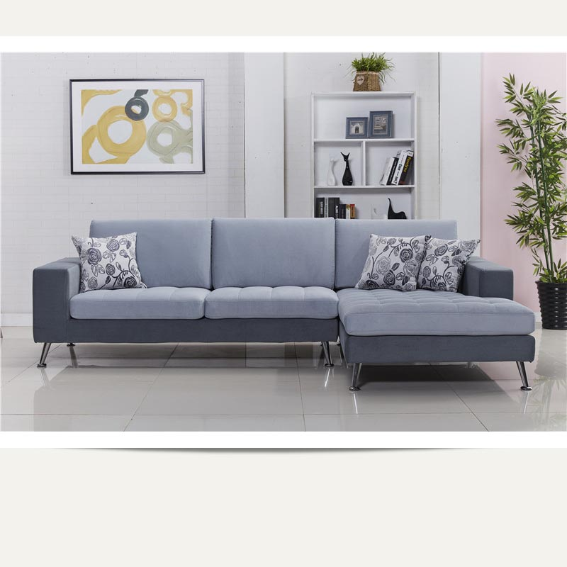 Modern Combination Fabric Sofa Strong