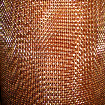 Hot Sale High Non Magnetic Red Copper Wire Mesh Buy Red