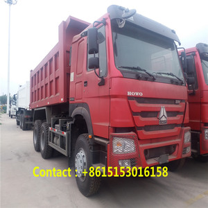 Howo 10 wheelers truck tipper mack dump truck 6x4 dump trucks for sale