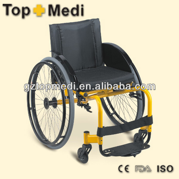 Leisure and Sport WEELCHAIRS/manual wheelchairs FS737LQ-36 travel wheelchair