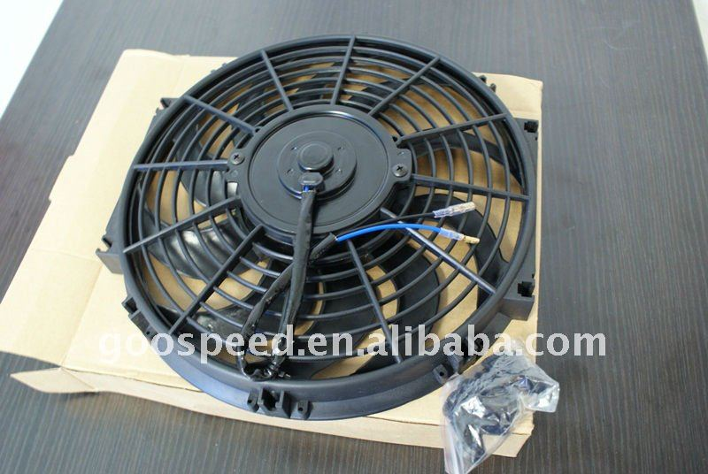 Universal Car And Motorcycle Electric Cooling Fan