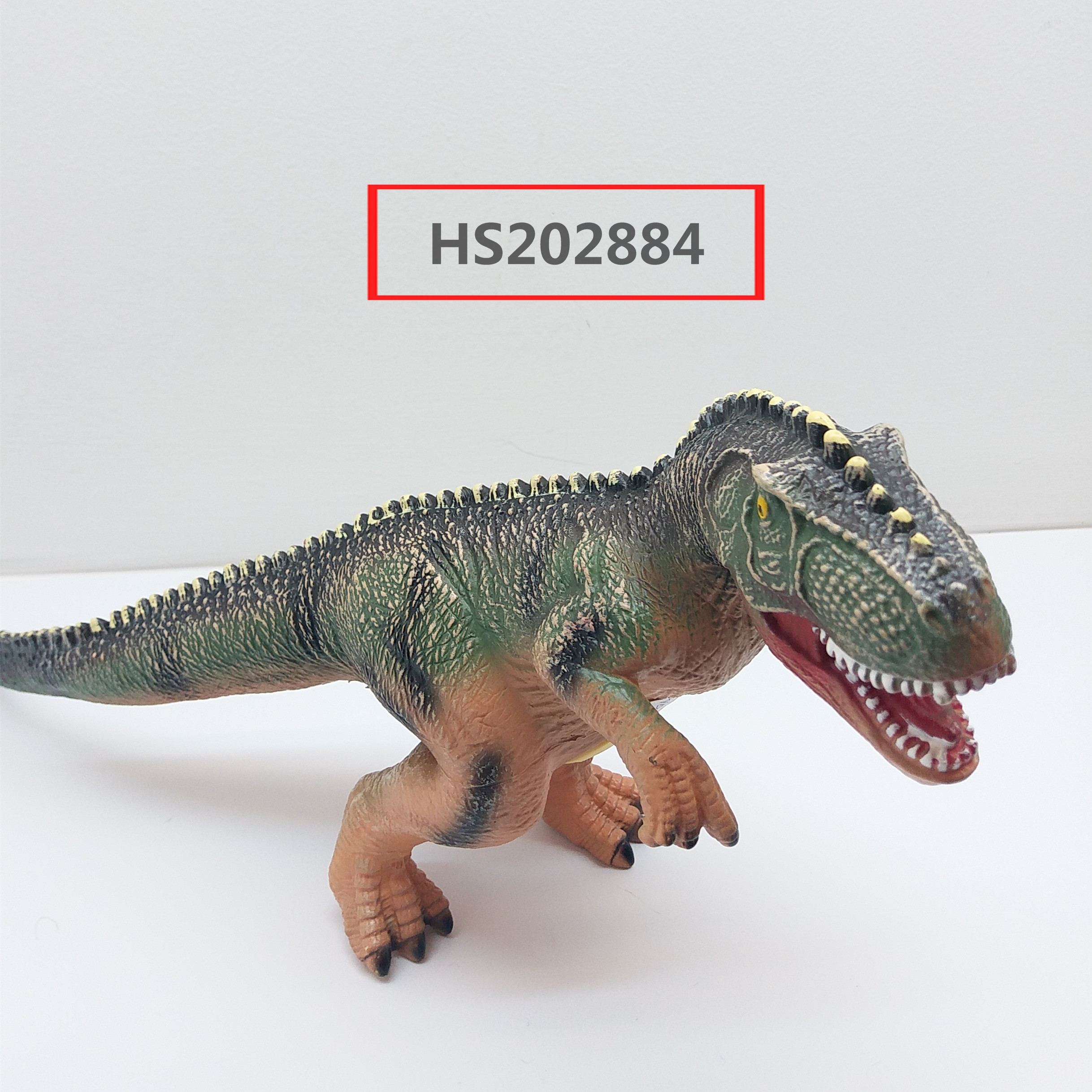 HS202884, Huwsin Toys, Soft dinosaur for kids, Educational toy