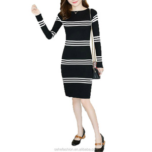 1220-6 Guangzhou women's clothing manufacturer wholesale sexy charm sweater for lady women gifts