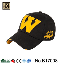 JIAKIJIAYI black baseball cap manufacturer 6 panel custom baseball cap