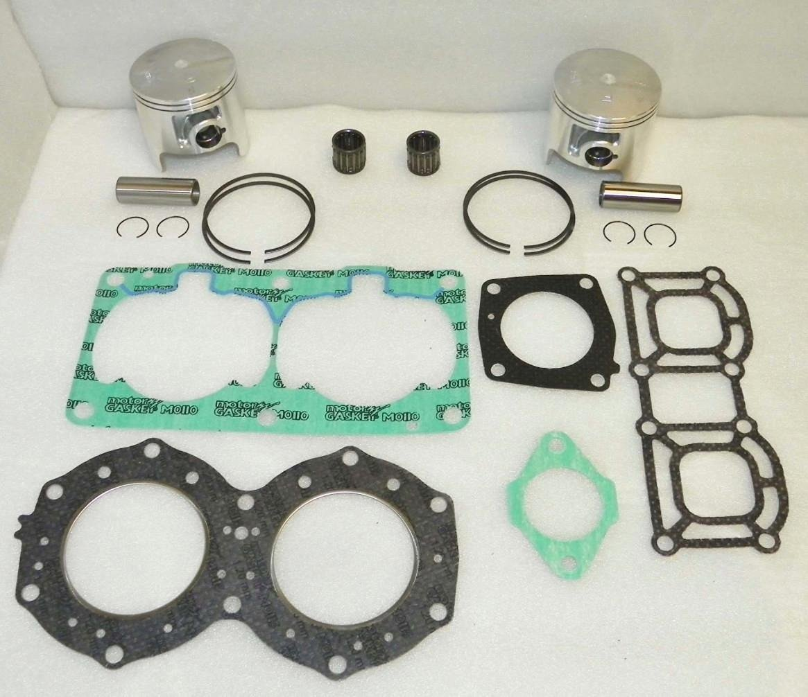 NEW REBUILD KIT .5MM OVER YAMAHA 91-93 LX VXR 90-93 SUPER JET 1995 VXR 650CC 010-802-122
