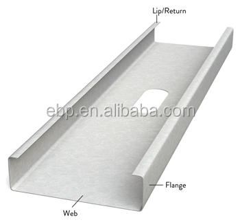High Strength C Purlin Roof Gutter Buy Roof Gutter Dry