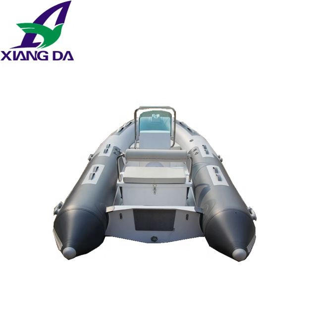 High speed rigid inflatable boat фото