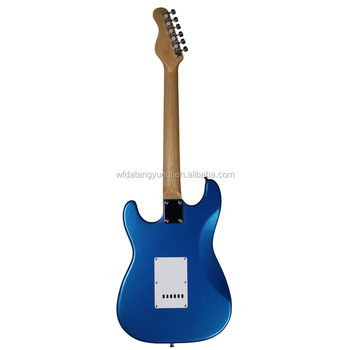 Danpur ST 6 Strings Musical Instruments Guitar Import Guitars China