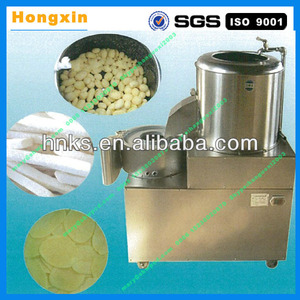 industrial automatic used potato peeling machine