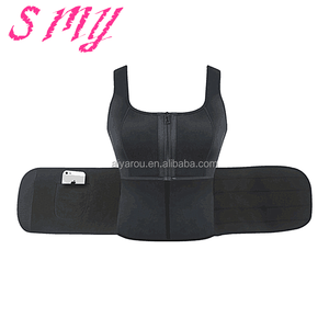 Best selling new product neoprene waist trimmer slimming corset reducing fat sweat vest
