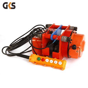 1ton,2ton,3ton,5ton,10ton Industrial electric chain hoist trolley
