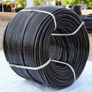 "High density 2"" polythene HDPE poly coiled tubing/pipes"