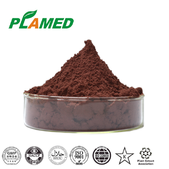 Plamed supply natural extracted 45%OPC 30%polyphenols Grape skin extract