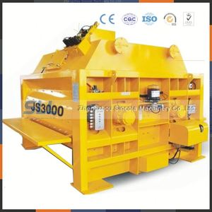 Newest Type and Easy install JS 500 concrete mixer for small construction machine HZS25 concrete batching plant