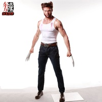 Wholesale Marvel Wolverine Lifesize Silicone Statue Figure