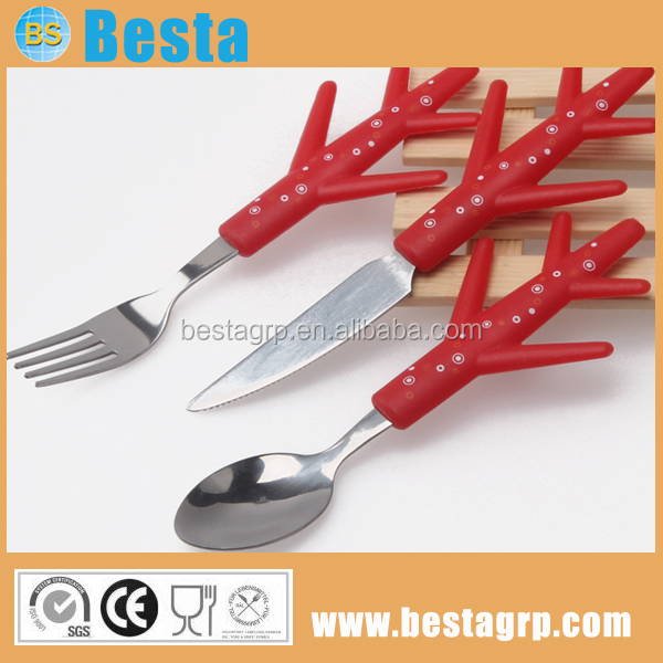 plastic spoons forks and knives, baby plastic spoon fork, baby fork and spoon