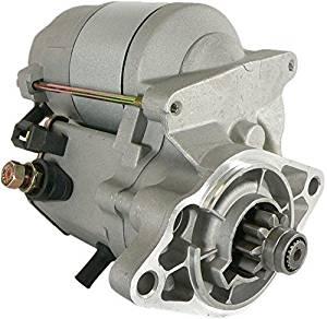 1988-1996 Kubota Tractor B2150 V1200-5B 24HP Diesel Starter Motor