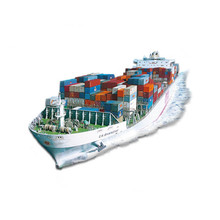 Günstige verschiffen container COSCO MSK MSC APL CMA OOCL HML YML <span class=keywords><strong>NYK</strong></span>