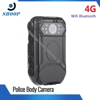 Phone Free Video 4g 3g Wifi Bluetooth Gps Gprs 1296p Wearable Massage Hidden Body Worn Camera