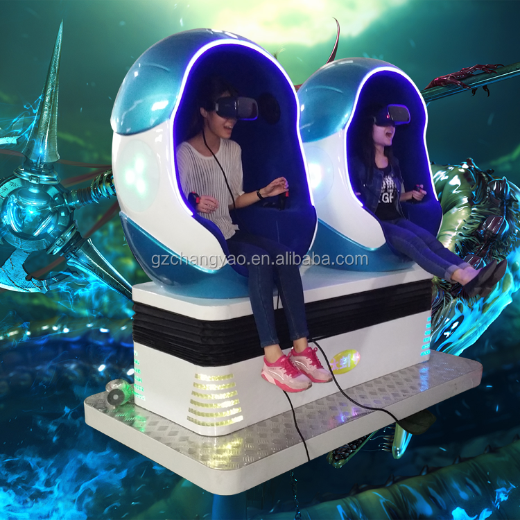 Hot Selling 9D VR Game Motion Simulation 5D 7D 9D Cinema Rides Chair Supplier