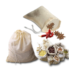 Straining Herbs Cheesecloth Bags Coffee Tea Brew Bags Soup Gravy Broth Stew Bone Broth Brew Bags(3''x4'')