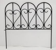 Delightful ISO9001 U0026 CE Decorative Metal Garden Edging Fencing