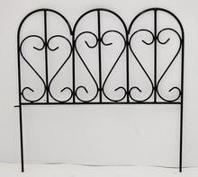 Incroyable Garden Edging Fence Metal, Garden Edging Fence Metal Suppliers And  Manufacturers At Alibaba.com
