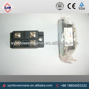 Rectifier Bridge Sql And Rectifier Diode For Tower Crane Control ...