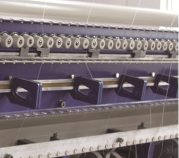 Computerized Multi-needle Chain Stitch Quilting Machine