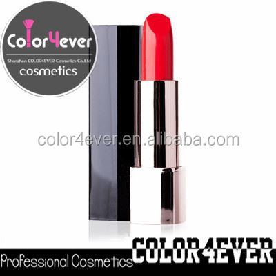2015 High Intensity Make your own private label cosmetics lipstick lipstick wholesale