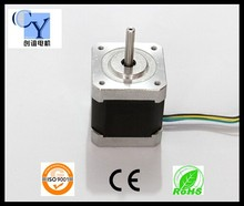 Economic and Efficient 1.8 degree nema 17 0.75a stepper motor for hospital