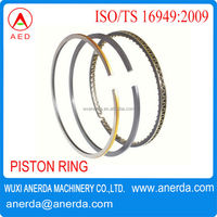 162FMJ PISTON RING FOR MOTORCYCLE