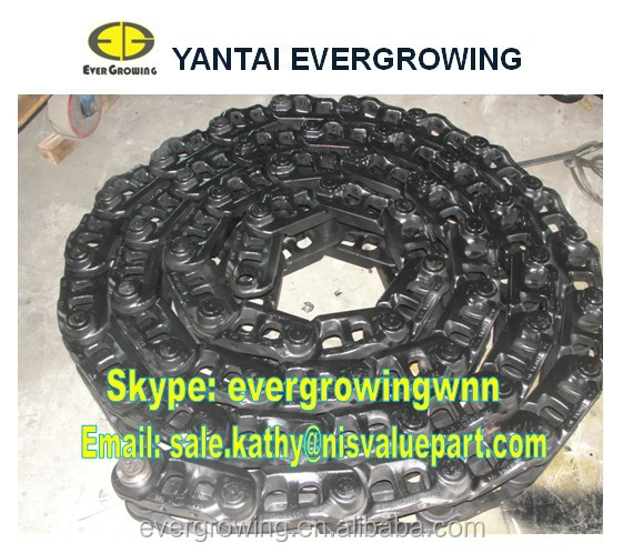 Track Chain Assy for KOBELCO P&H 550 Crawler Crane