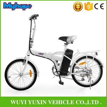 20' 350W/48V lithium electric bike/electric bicycle with CE/EN15194 YXEB-8601B