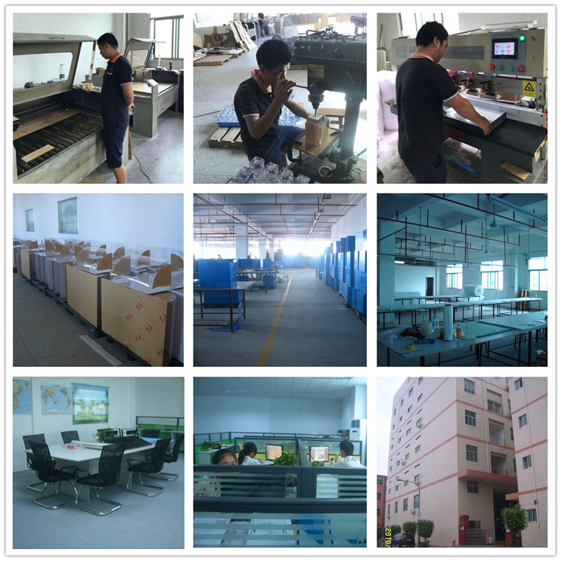 High Quality Factory Directly Make Custom Large Acrylic Fish Tank for Aquarium