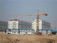 QTZ50 TC5010 high quality chinese self rising tower jib crane