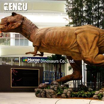 De Dibujos Animados Dinosaurio Animatronic Modelo T Rex Buy