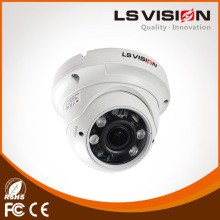 LS VISION full hd 1080p poe ip network dome security camera vandal 2 mp hd ip security camera