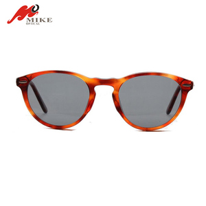 Low MOQ acetate injection temple unisex sunglasses