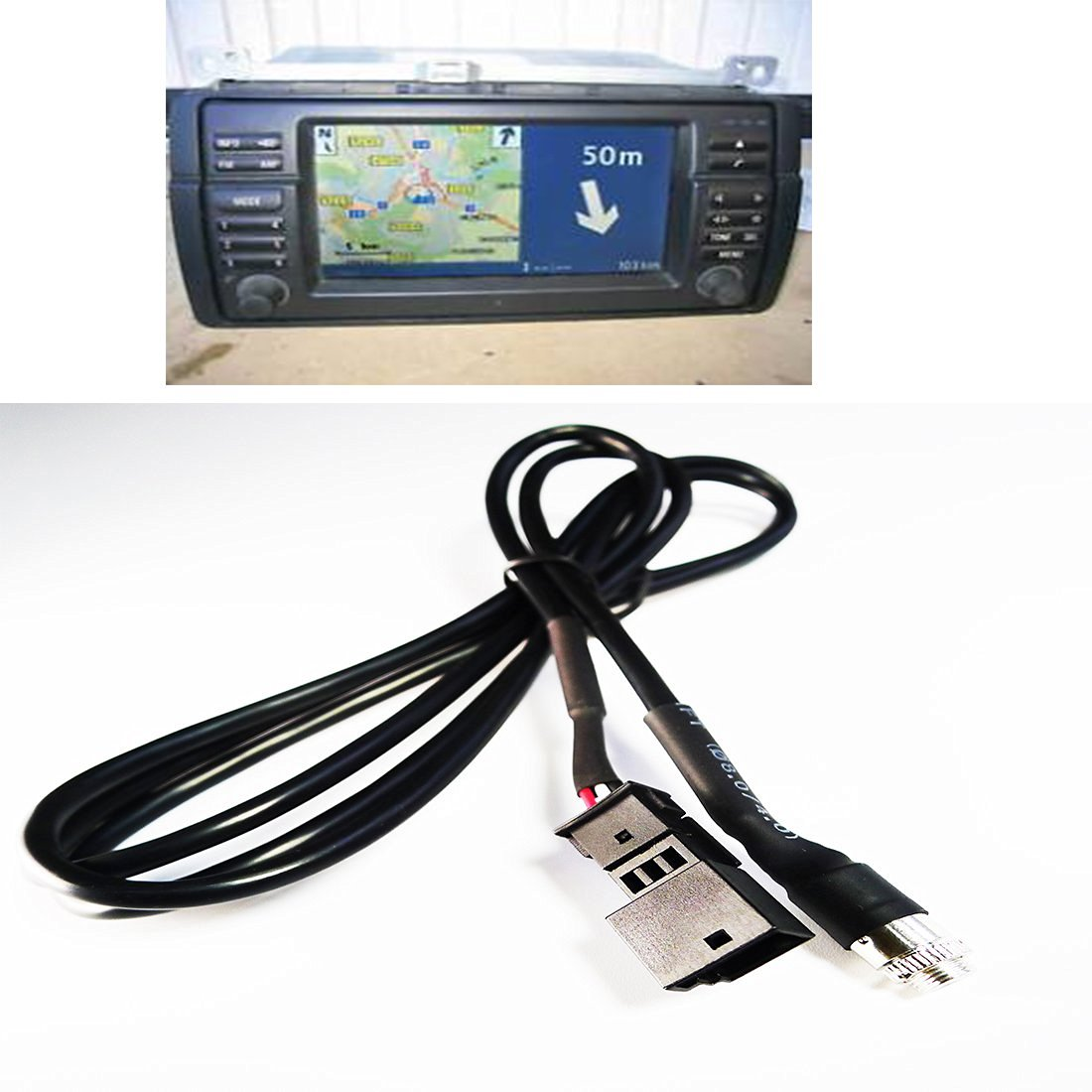Cheap Bmw Aux Input Adapter Find Deals On E70 Wire Charging Harness Get Quotations Jeego Female Auxiliary Kit Iphone Ipod Mp3 Audio Cable For E39 E46