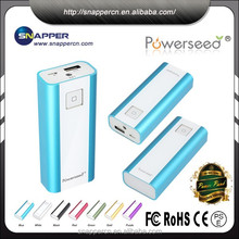 Mini colorful cute gift 4800mah power bank with low price