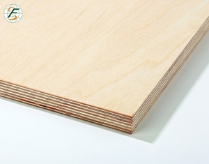 First-Class Grade and Birch Main Material 18mm finishing laminated birch plywood