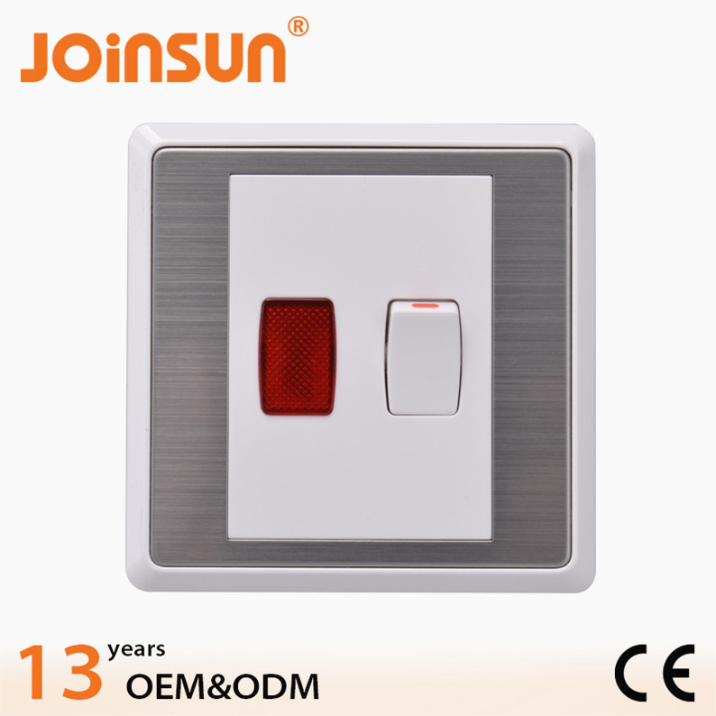 High design 20A water heater switch,electric switch board
