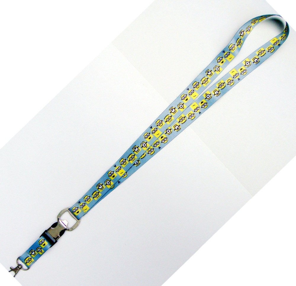 Kundenspezifisches design billige polyesterklar lanyardsGroßhandel, Hersteller, Herstellungs