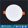 High Quality aluminum housing round 500lm 5w cob led downlight